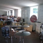 Konzert in der Wood-Lounge
